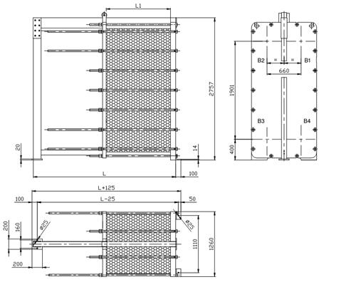Схема теплообменника S210