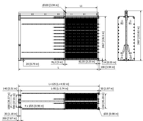 Схема теплообменника S315